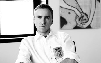 Raf Simons Nationality Net Worth Family Height Weight Age